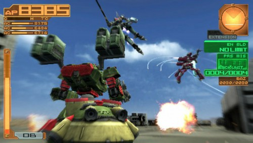 Armored Core Silent Line Portable ISO PSP